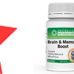 Brain and Memory Boost by Australian Natural Care