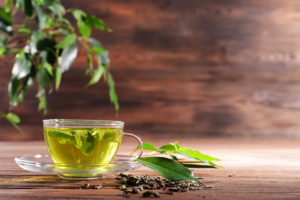 Green tea as a fat burner