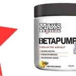 Max's BETAPUMP Premium Pre-Workout Review