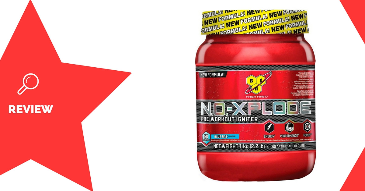 No-Xplode-Supplements-Review
