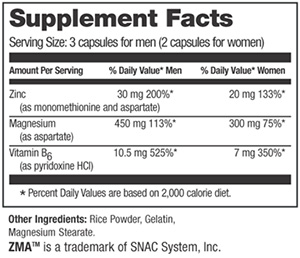 ZMA-optimum-nutrition-ingredients-label