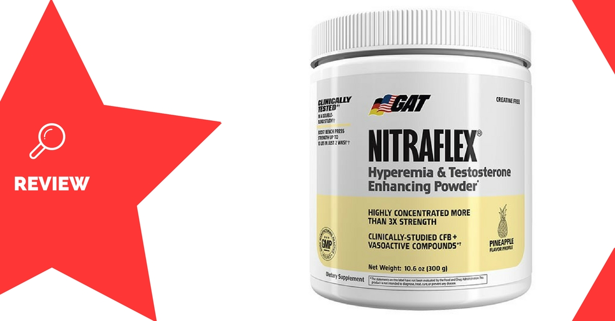 nitraflex-by-gat-review