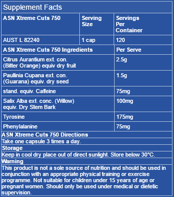 asn-extreme-cuts-750-ingredients