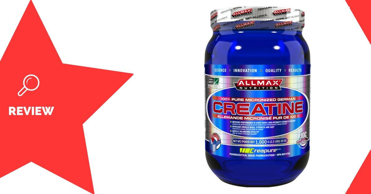 allmax-creatine-review