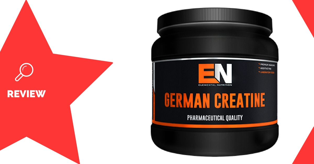 Elemental German Creatine Review
