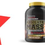 Max's Absolute Mass Bulk Gainer Review