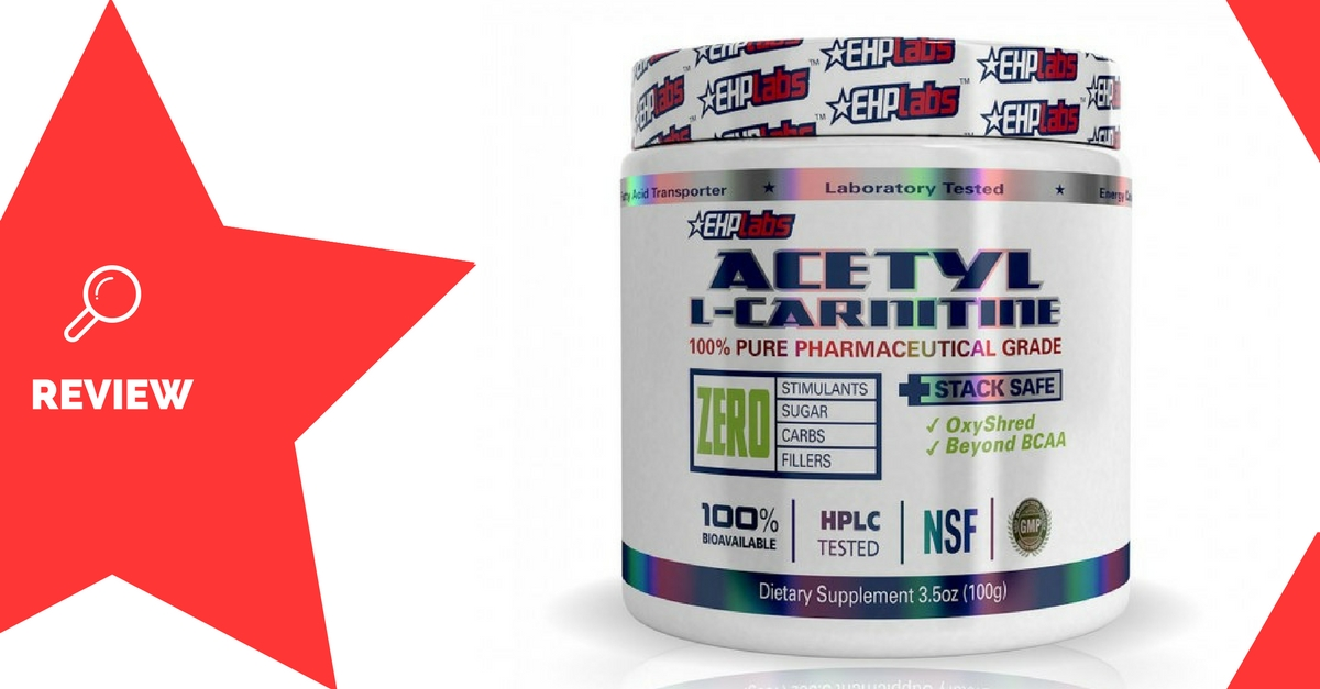 EHP Labs Acetyl-L-Carnitine Review