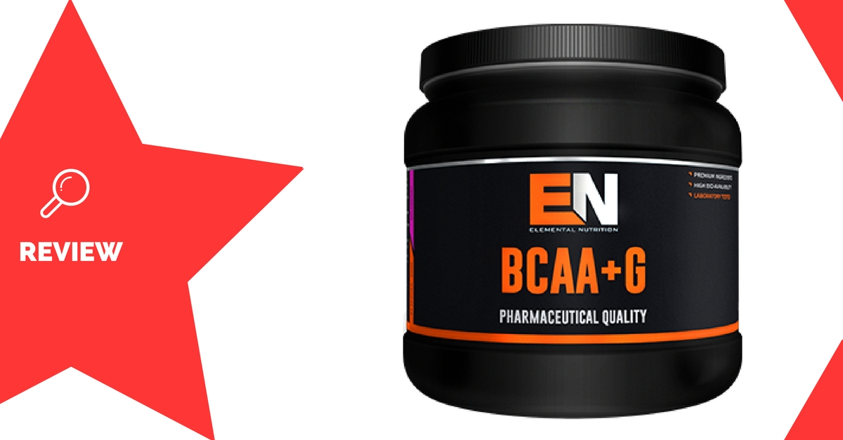 Elemental BCAA+G Review