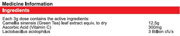 green-tea-tx100-ingredients