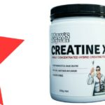 Max's Creatine X-8 Review