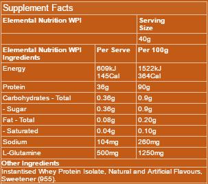 xtreme-wpi-ingredients