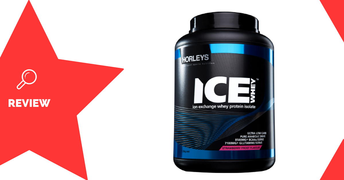 Horleys ICE Whey Review