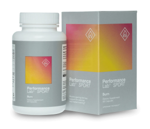 Performance Lab SPORT Burn helps tackle belly fat and preserve muscle