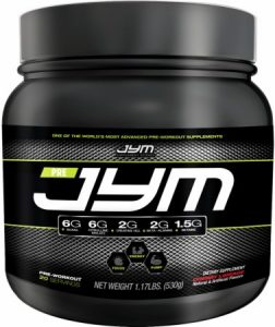 pre-jym supplement