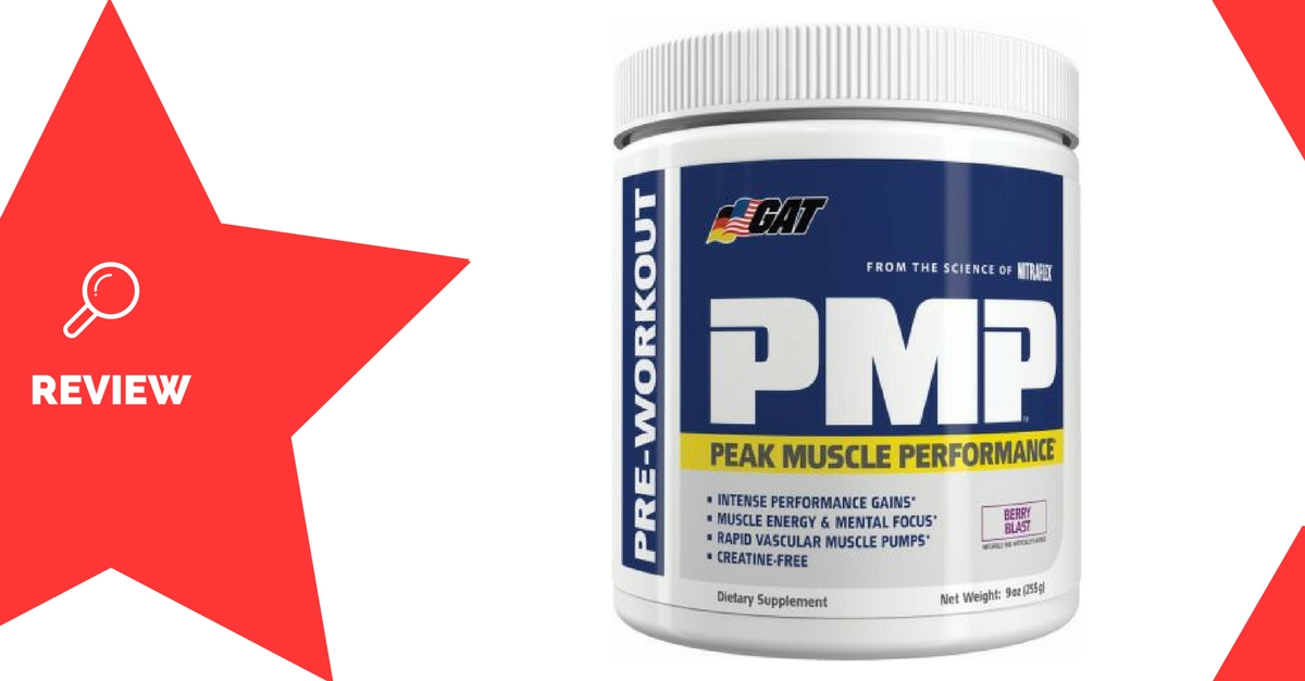 GAT PMP Review