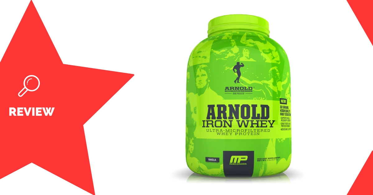 Iron Whey Review