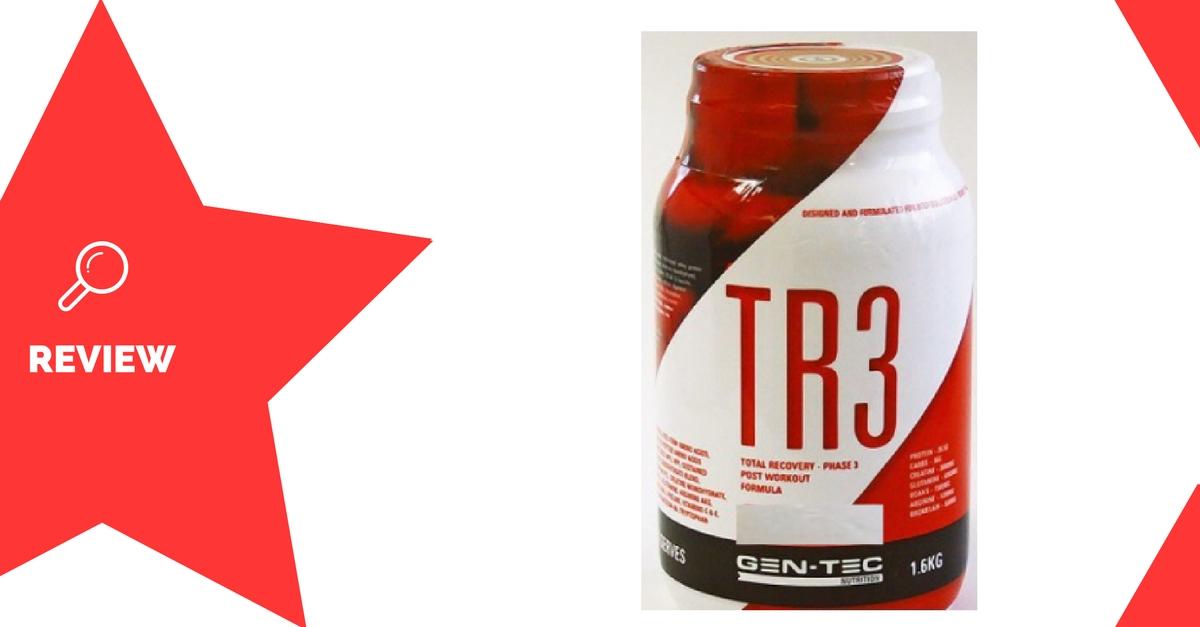 Gen-Tec TR3 Protein Review