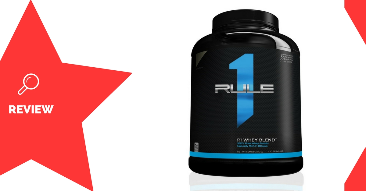 R1 Whey Blend Review