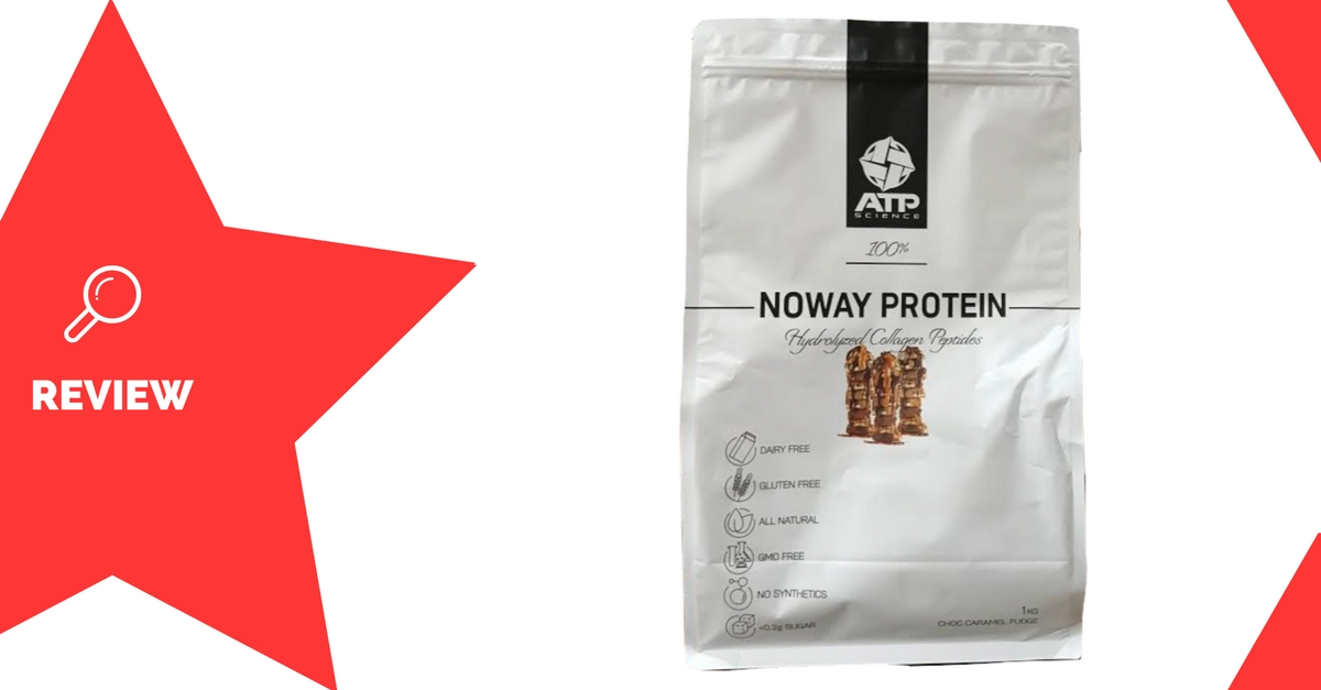 ATP No Way Protein Review