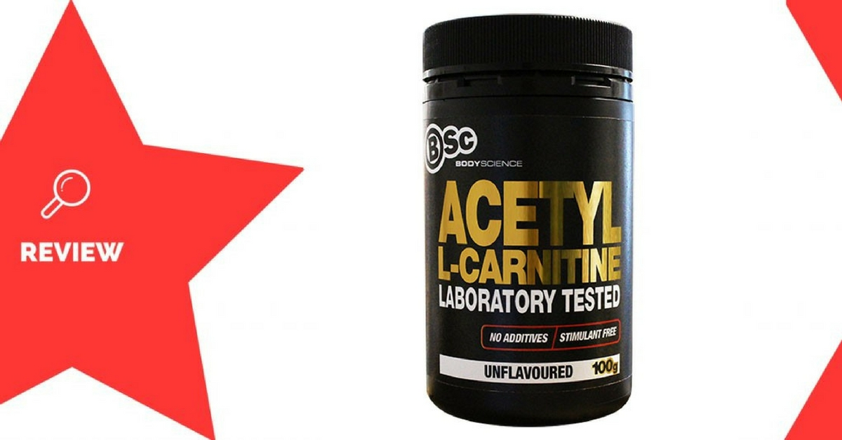 Bodyscience-Acetyl-L-Carnitine-Review