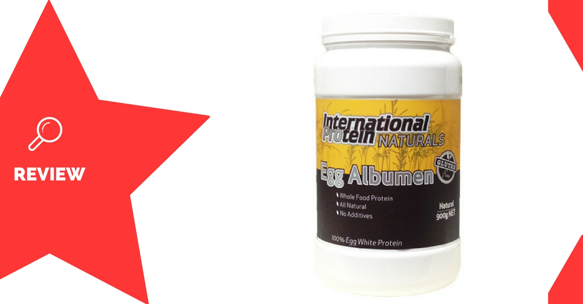 International Protein Egg Albumin Review
