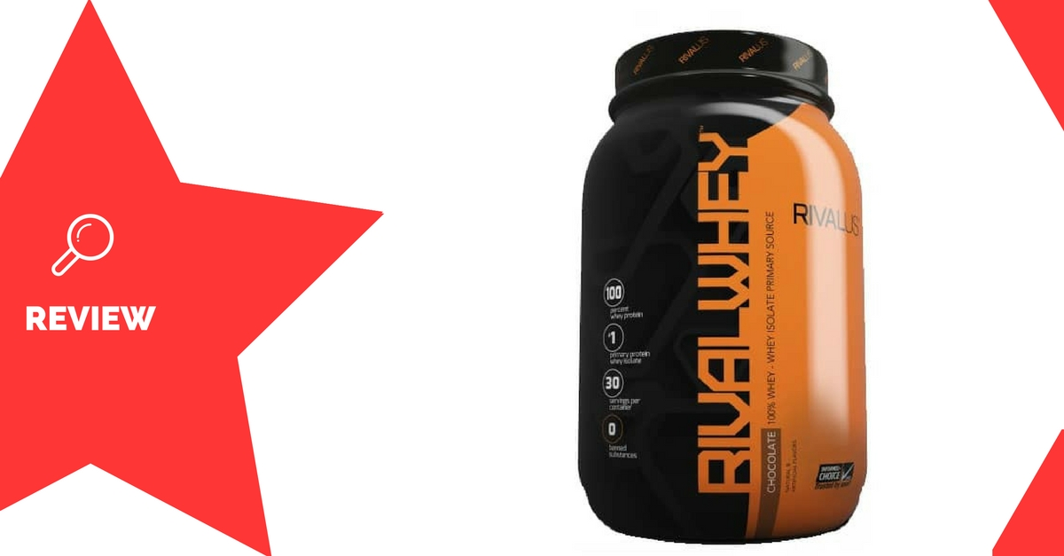 Rivalus Rivalwhey Review
