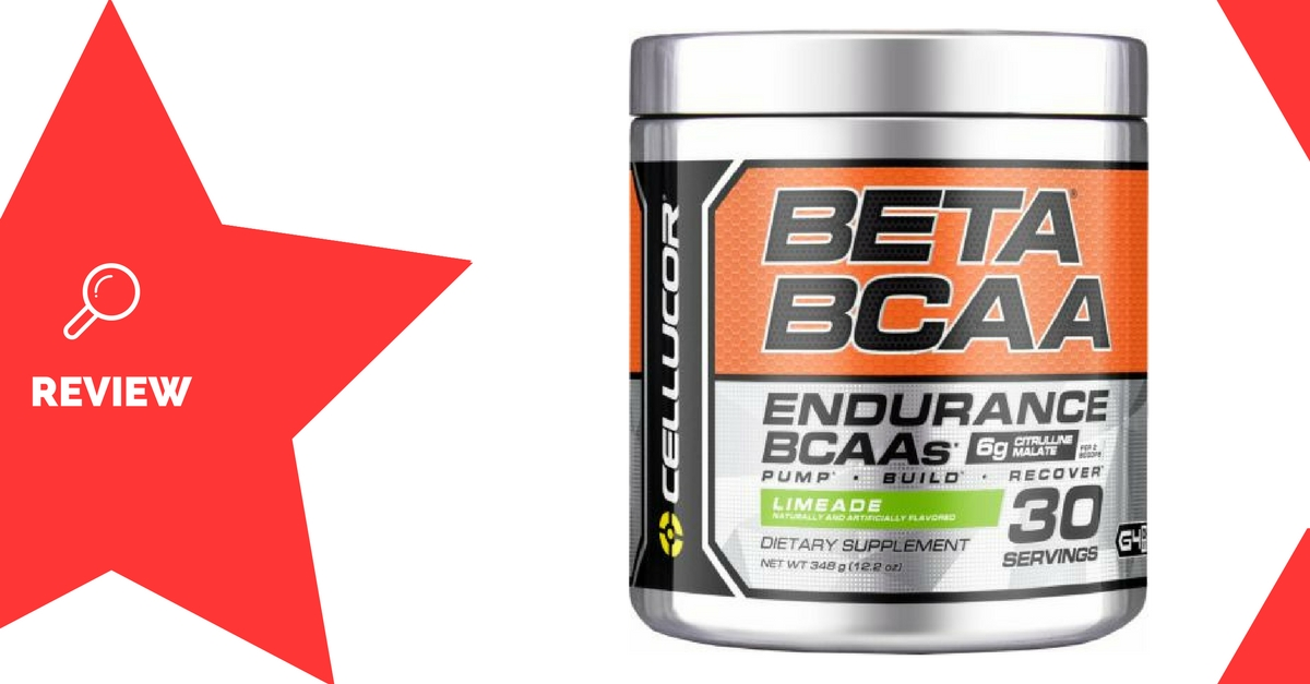 Cellucor Beta BCAA Review