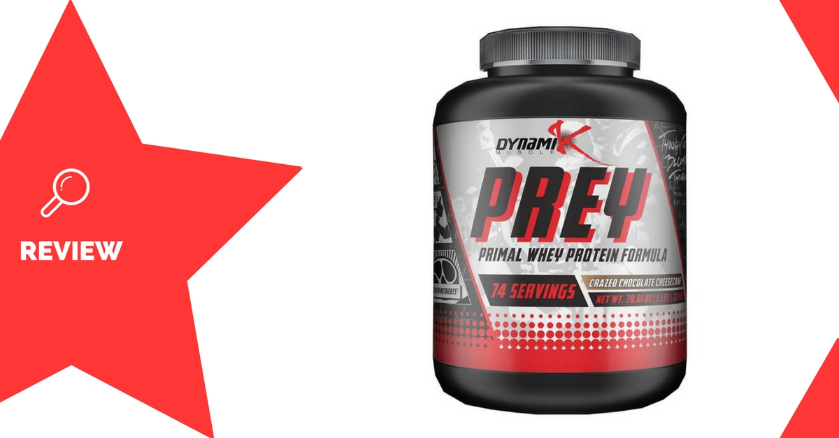 Dynamik Muscle Prey Review