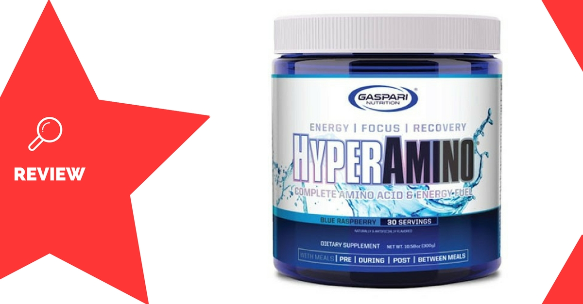 Hyper Amino Review