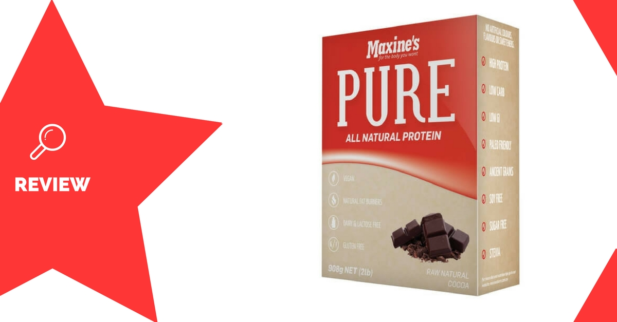 Maxine's PURE Protein Review