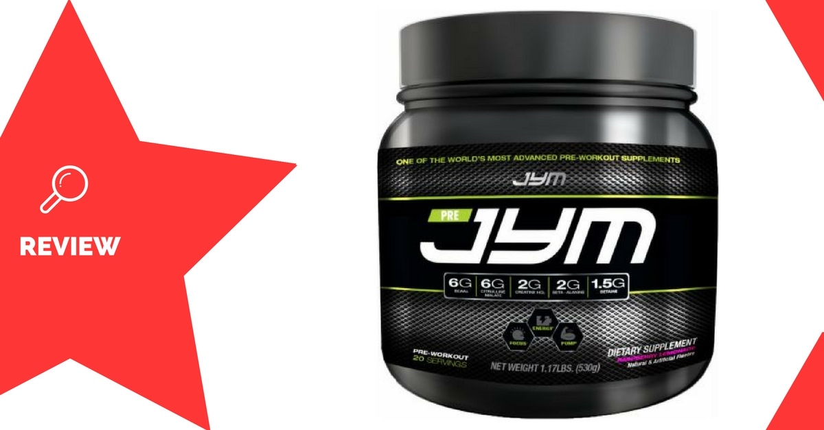 Pre-JYM Review