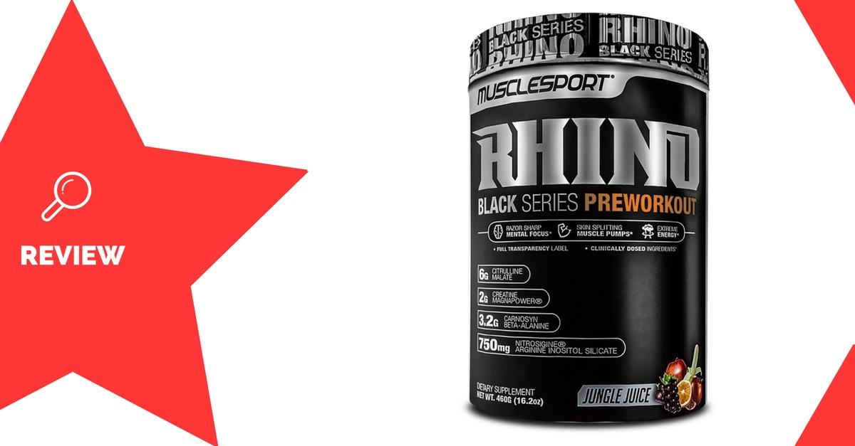 Rhino Black Series Review