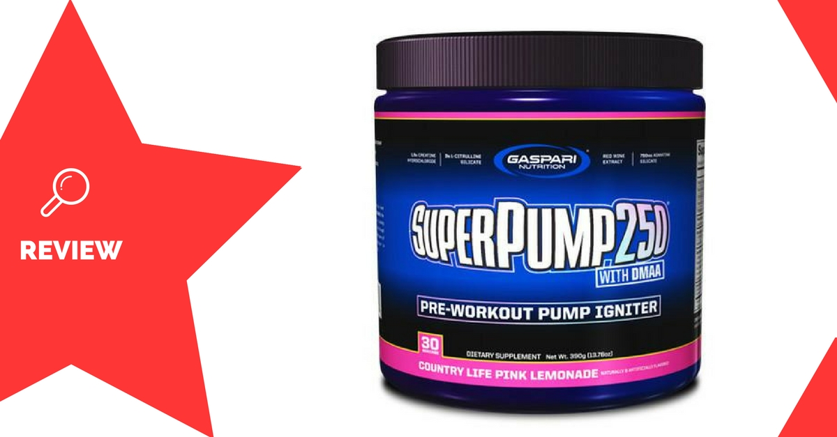 SuperPump 250 Review