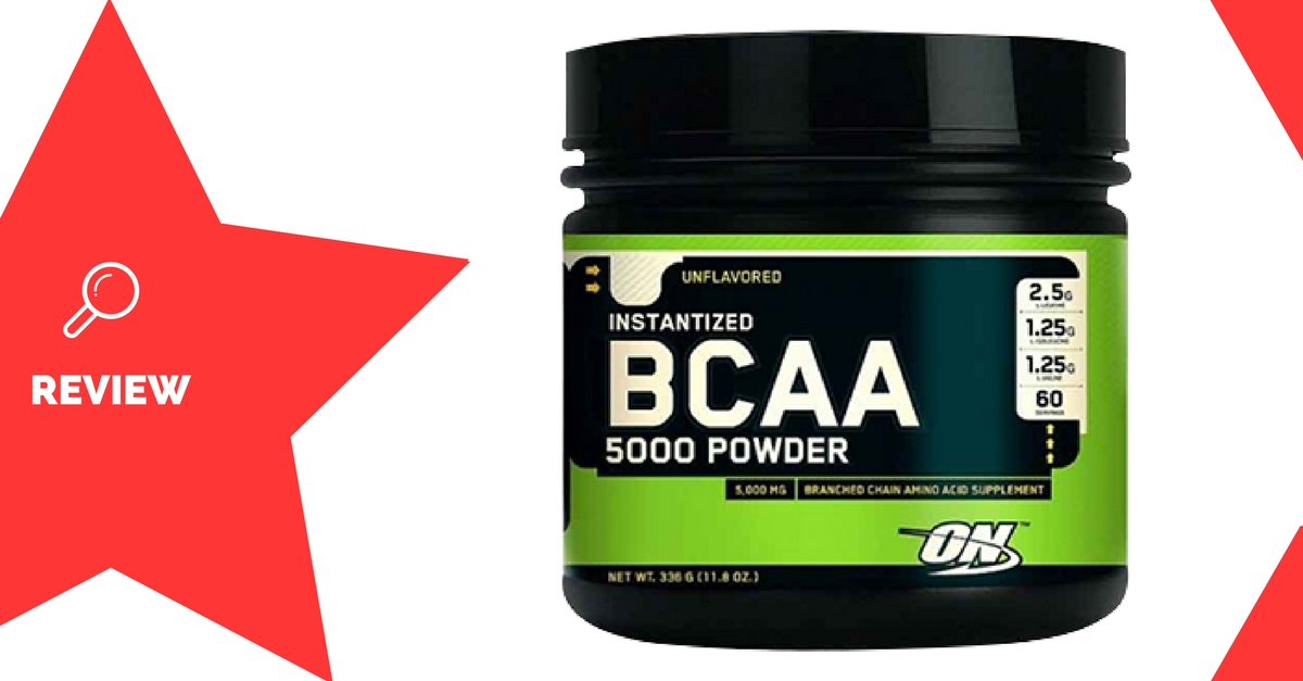 BCAA 5000 Review