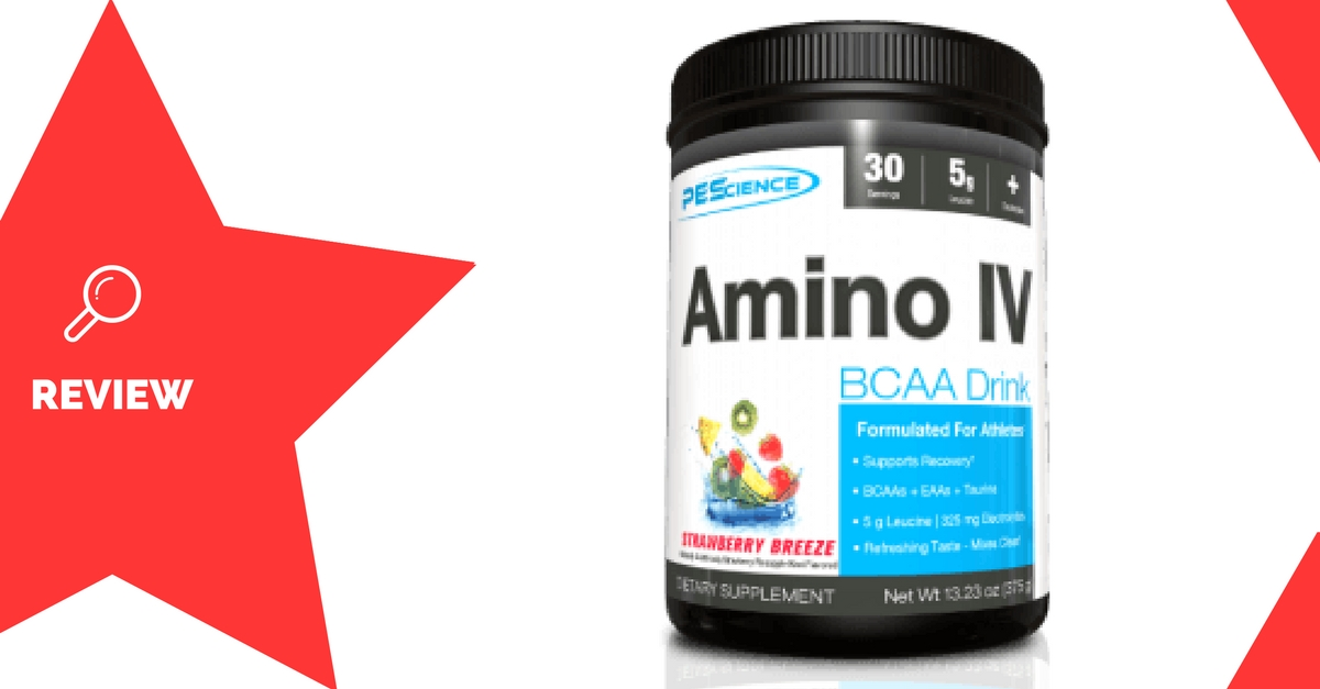 Amino IV Review 1