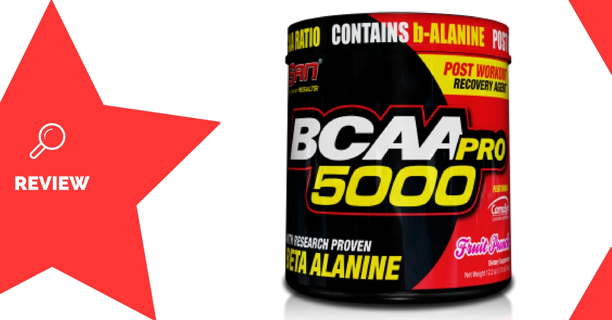 BCAA-PRO 5000 Review
