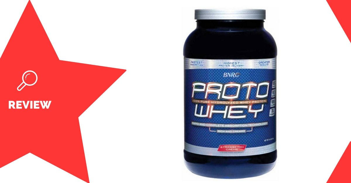 Proto Whey Review