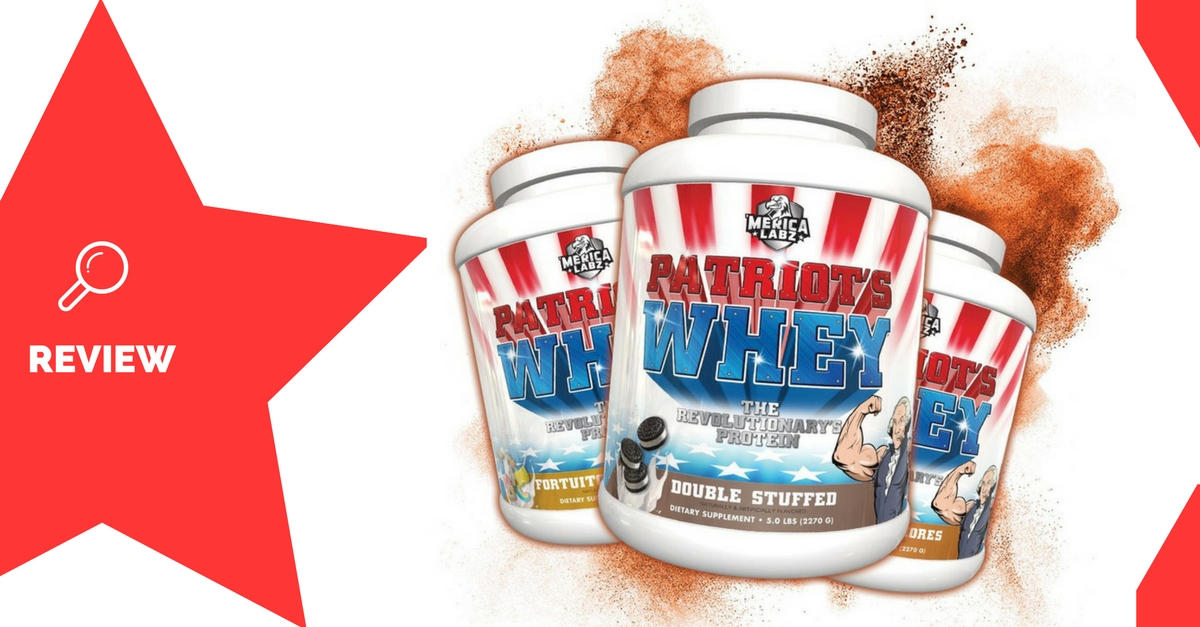 Patriot's Whey Review