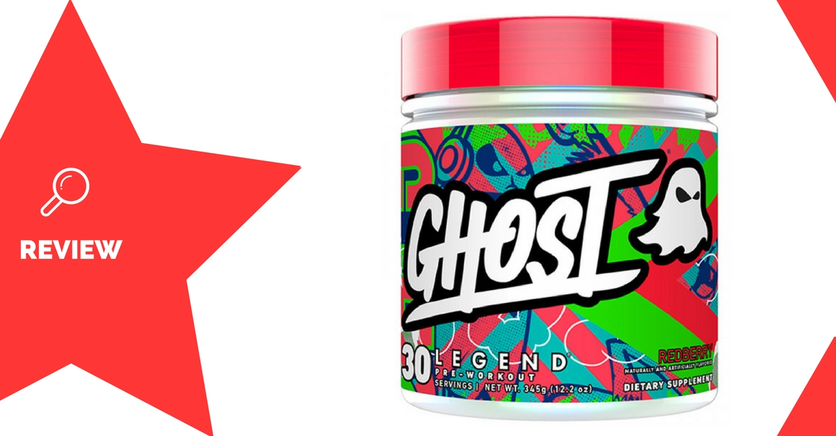 Ghost Legend Review