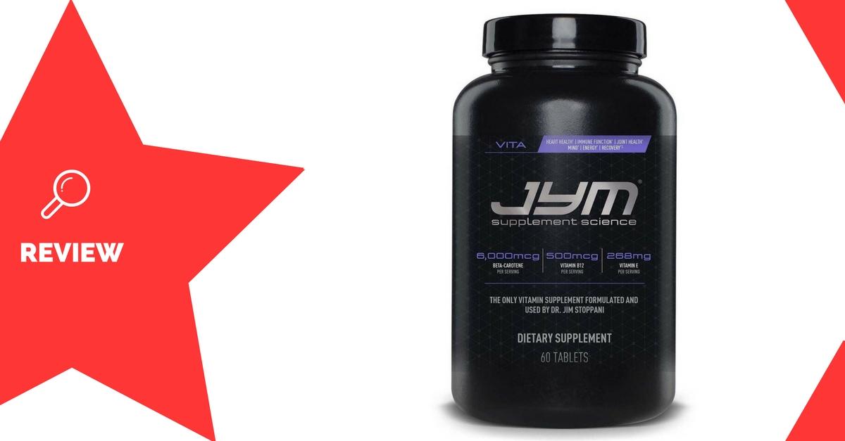 Vita-JYM Review