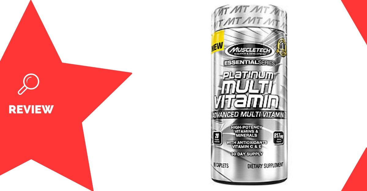 Platinum Multivitamin Review