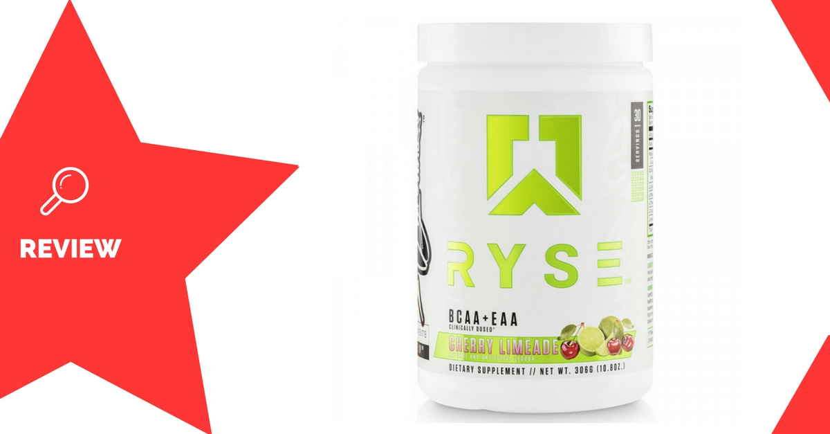 Ryse Up BCAA + EAA Review
