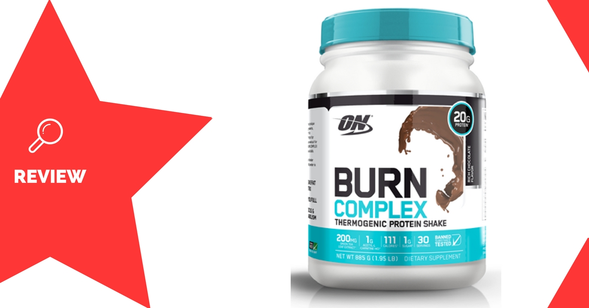 Burn Complex Review