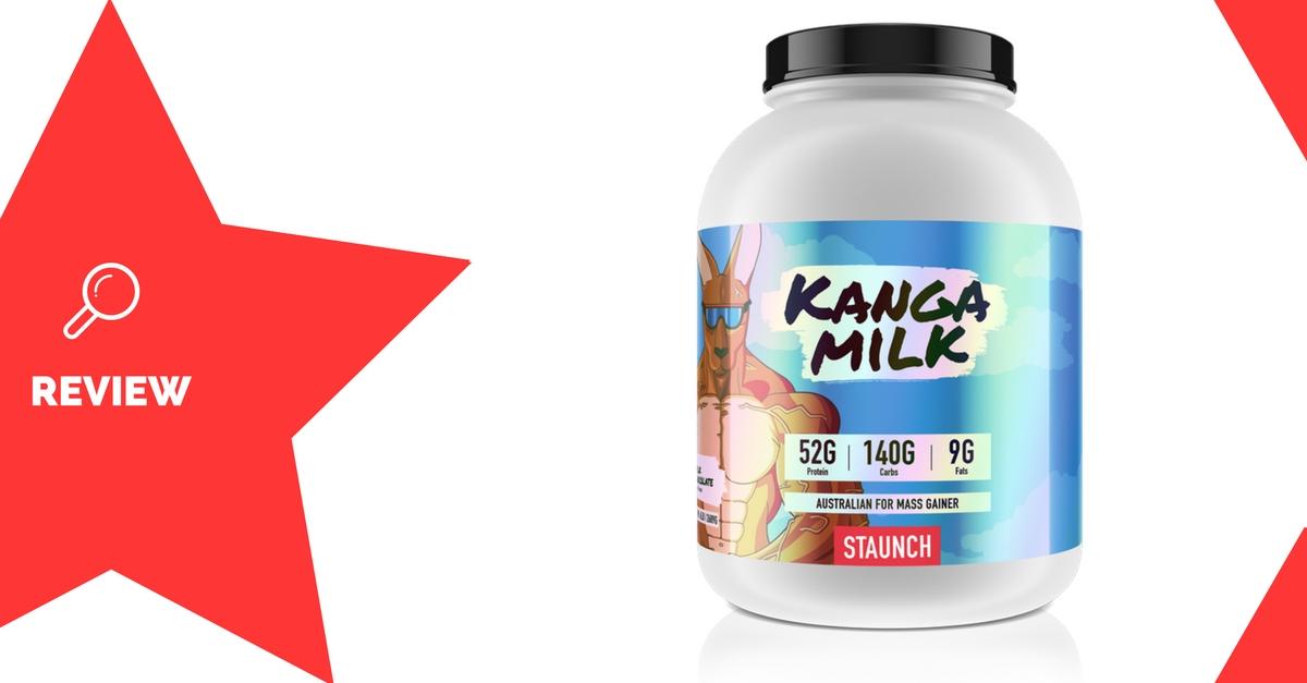 Kanga Milk Review