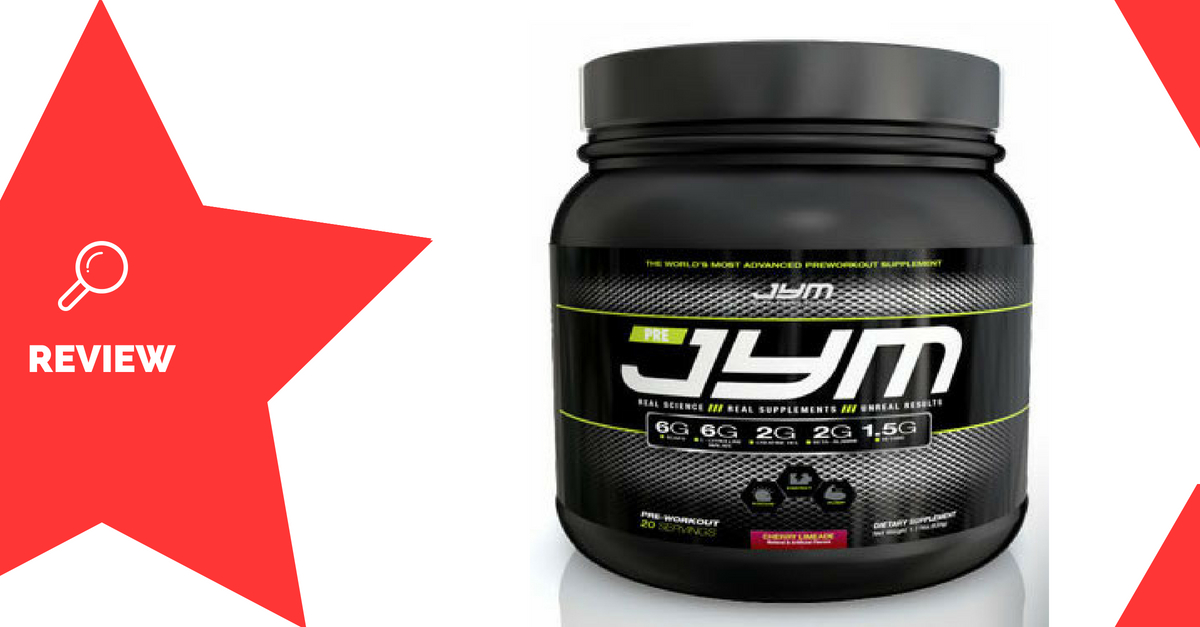 Shred-JYM Review