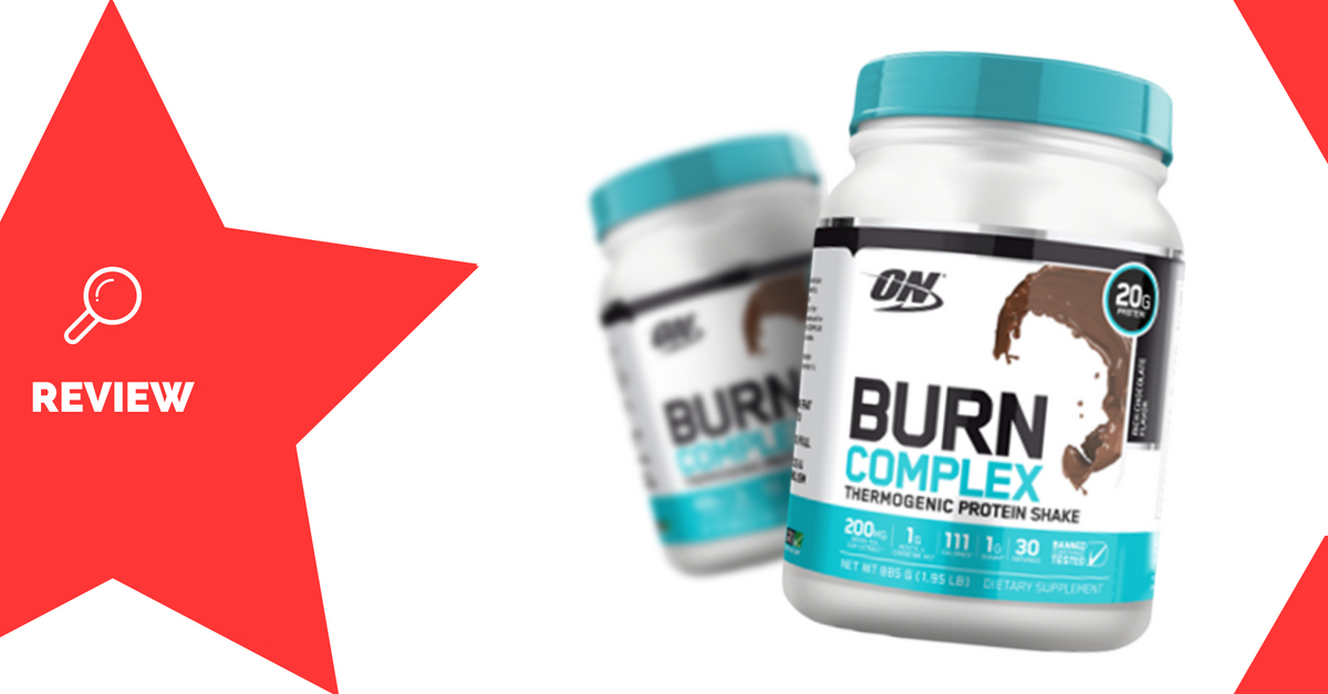 Burn Complex Thermo Protein Review
