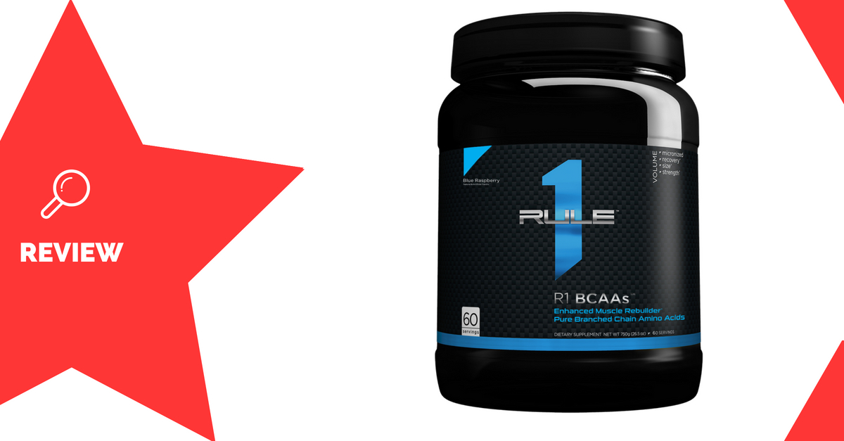 R1 Train BCAAs Review