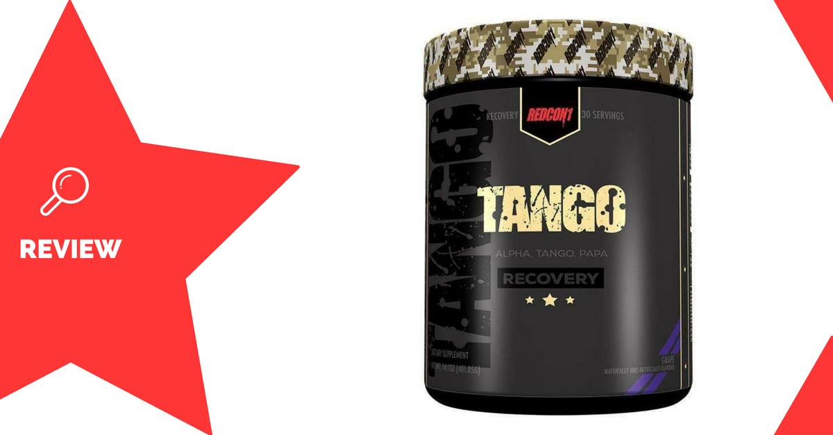 Redcon1 Tango Review