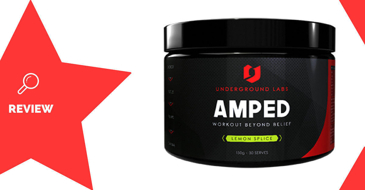 Underground Labs Amped Review