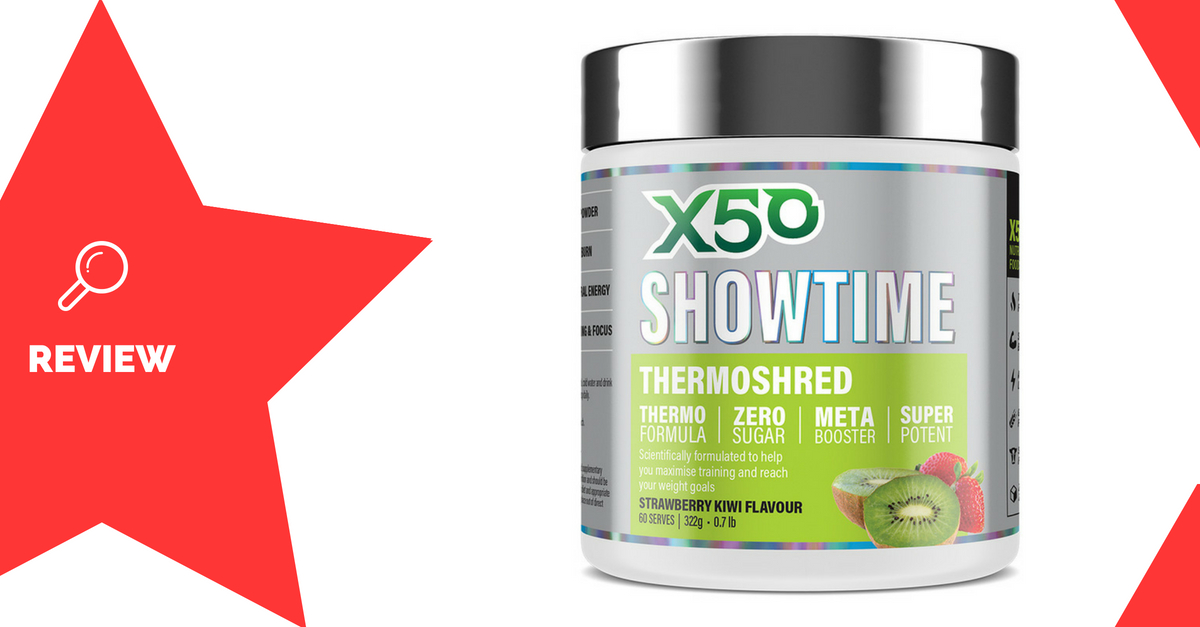 X50 Showtime Review